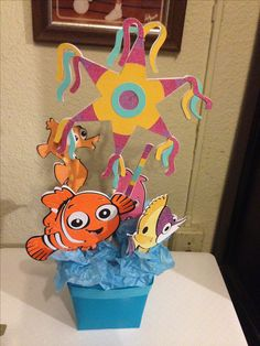 Finding Nemo centerpiece