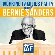 Working Families Party endorses Bernie Sanders