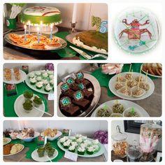 Rebecha Pokemon, Table Decorations, Home Decor, Food Cakes, Decoration Home, Room Decor, Home Interior Design, Dinner Table Decorations, Home Decoration