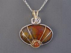 Sunset Pendant | JewelryLessons.com
