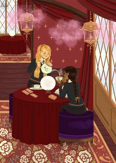 Ron and Harry at the Burrow Harry Potter Artwork, Harry Potter Drawings, Harry Potter Ships, Harry Potter Universal, Harry Potter Fandom, Harry Potter World, Harry Potter Aesthetic, Ravenclaw, Fantastic Beasts