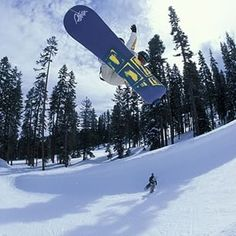 Backcountry beast @mikeyrencz has his roots in riding everything - including halfpipe. Circa 2000. #tbt #throwbackthursday #burtonarchives | Photo: Needham