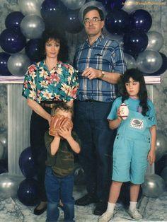 Awkward family photo...
