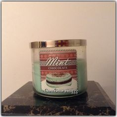 Bath and Body Works Mint Chocolate from the Holiday Traditions collection for winter 2013