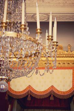 Versailles | Bed detail