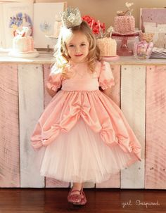 -- MAKING A PRINCESS SKIRT BUSTLE TUTORIAL -- Tutorial for the skirt of this Gorgeous Princess Gown!