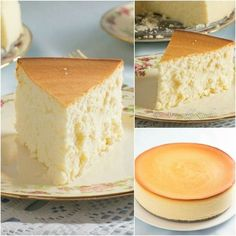 TALL AND CREAMY NEW YORK CHEESECAKE.  Make it: http://www.artandthekitchen.com/tall-and-creamy-new-york-cheesecake/  Eat it plain, or with your favorite topping! Yum.