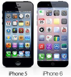 Bijzonder concept van iPhone 6 toont randloos design - iPhoneclub.nl