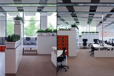 Indi office by studiomfd, Leek – Netherlands » Retail Design Blog