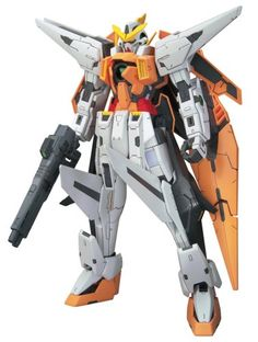 Save $7.95 on Gundam 00: 03 GN-003 Gundam Kyrios 1/100 Scale Model Kit; only $34.95