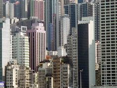 Buildings - Hong Kong.
