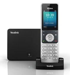 Yealink YEA-W56P 5-Line Business HD IP DECT Phone #Yealink