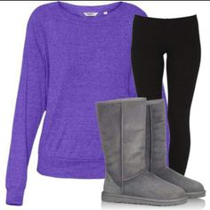 ♥ This outfit!