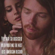 Lana Del Rey #LDR #Best_American_Record