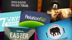 Top 10 Free Sermon Series Graphic Resources