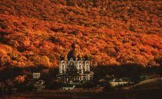 Mănăstire Churchi  Foto: Maxim Chumash
