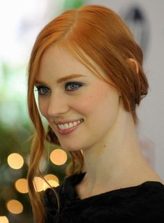 Deborah Ann Woll. I have a pretty serious girl crush on her...