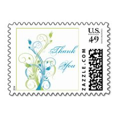 >>>Low Price          	Blue, Green, and White Floral Thank You Postage           	Blue, Green, and White Floral Thank You Postage today price drop and special promotion. Get The best buyDeals          	Blue, Green, and White Floral Thank You Postage Online Secure Check out Quick and Easy...Cleck Hot Deals >>> http://www.zazzle.com/blue_green_and_white_floral_thank_you_postage-172816415871262598?rf=238627982471231924&zbar=1&tc=terrest