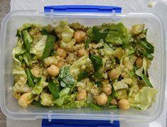 Zdrowa Kuchnia Sowy: Bento, czyli pudełko z posiłkiem do pracy Bento, Potato Salad, Lunch Box, Health Fitness, Food And Drink, Cooking, Ethnic Recipes, Diet, Kitchen