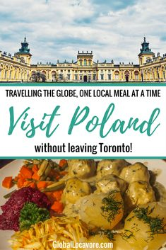 I take a little day trip to Poland without leaving Canada by indulging in a hearty lunch of Polish Food in Toronto at Cafe Polonez.