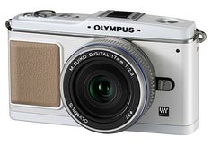 "Olympus Pen EP1: Gorgeous ""Vintage"" Digital Camera."
