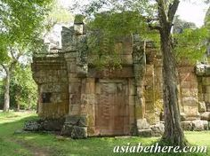 Thailand NE Buriram Phanomrung Historical Park
