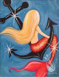 Shimmering Mermaid | 11/29/2016 - Orlando, FL - Universal Studios Area