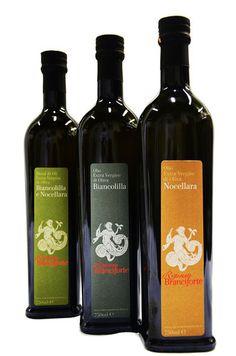 Olio extravergine d'oliva - Ristorante Branciforte