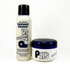 P21S Concours Canauba Wax  Paintwork Cleanser Combo >>> Read more at the image link.