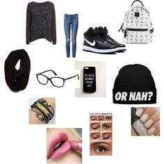 """""""#OOTD for school ♥"""" by diana-978 on Polyvore"""