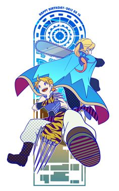tumblr Final Fantasy VI Edgar Roni Figaro & Sabin Rene Figaro