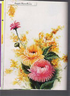 Pintura em Tecido - Guia Prático Nº1 - Marleni - Álbuns da web do Picasa