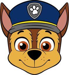 Paw Patrol Cake, Paw Patrol Party, Paw Patrol Birthday, Chase Pat Patrouille, Personajes Paw Patrol, Image Svg, Imprimibles Paw Patrol, Cumple Paw Patrol, 3rd Birthday Parties