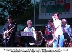 Garry founded Drum Boogie in 2009, bringing world-class percussionists to the Hudson Valley to stage free, family-friendly events to showcase the arts. From the blog of Garry Kvistad, founder and owner of Woodstock Chimes.
