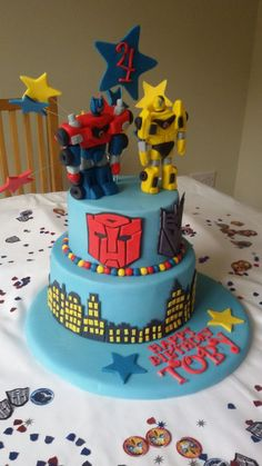 thunderbirds cake Google Search Jacks birthday Pinterest