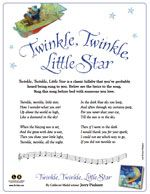 For an afternoon full of starry fun, download these Twinkle, Twinkle, Little Star activity sheets. A twisty maze and sing-along activity await!