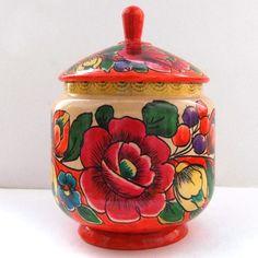 Jar, Painting, Home Decor, Painting Art, Jars, Interior Design, Paintings, Painted Canvas, Home Interior Design