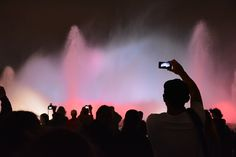 The Magic Fountains of Barcelona