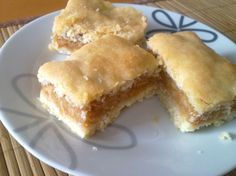Fotorecept: Jablkový koláč