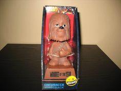 Funko Star Wars Wacky Wisecrack Bobble Head-CHEWBACCA-New  | eBay
