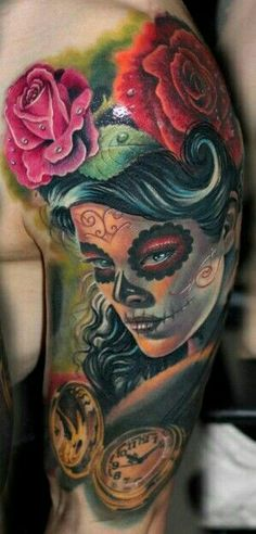 Mexican tatto style