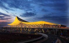 kunming airport #architecture ☮k☮