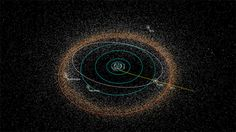 About the 2014 MU69 that orbits nearly a billion miles beyond Pluto, the next target for New Horizons.