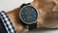Nomos Ahoi Atlantik Hands-On