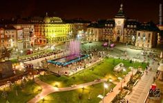 Craiova is a beautiful city situated in the south of Romania. The city has a population of around 300 K people, being the largest city in Romania, and is also the capital of Dolj County