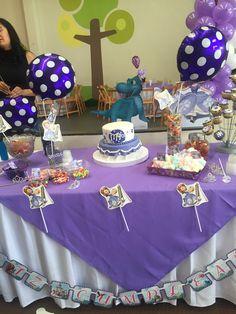Cumpleaños Majo   Pastel Princesa Sofía   Postrería