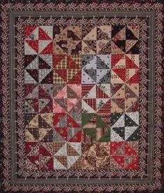 Carol Hopkins Designs civil war quilt patterns