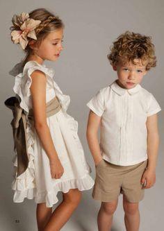 Ropa de Niños | Neck Vestido muy bonito 70€