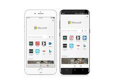 Microsoft Edge para Android e iOS chega a Portugal