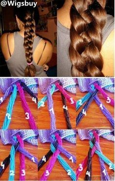 27 Great Tutorials for Gorgeous Hairstyles